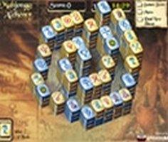 3D Mahjongg Alchemy